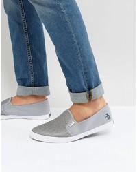 Original Penguin Pecan Slip On Sneakers
