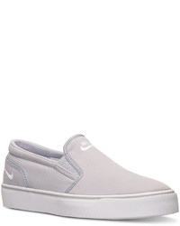 Nike Toki Low Slip Casual Sneakers From Finish Line
