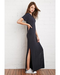 Forever 21 Maxi T Shirt Dress | Where to buy & how to wear