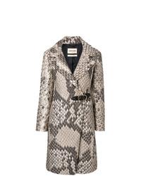 Roberto Cavalli Double Breasted Coat