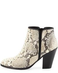 giuseppe zanotti python boots