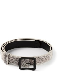 Bottega Veneta Thin Belt