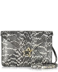 Corto Moltedo Tiffany Star Ayers Leather Shoulder Bag