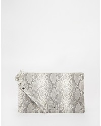 Marc B Snake Effect Pouch