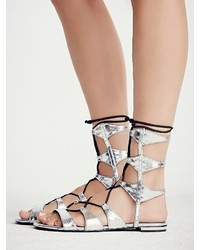 Schutz lina lace up gladiator sandals medium 318351