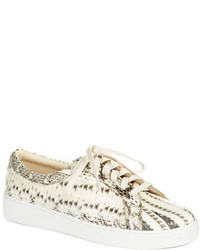 Michl kors valin runway snake skin sneakers medium 184524