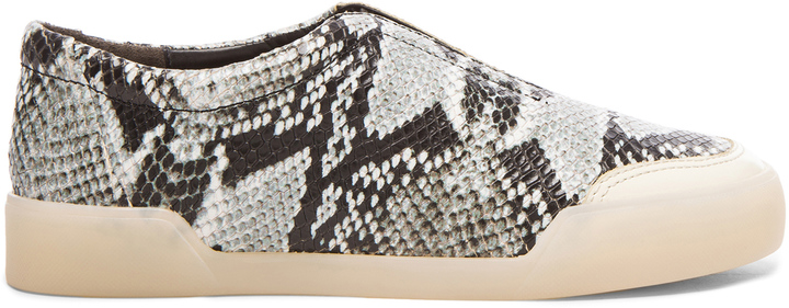 cheap sale with paypal 3.1 Phillip Lim Leather Low-Top Sneakers for sale discount sale DAbTjD