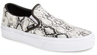 ff94cb5d19 ... Vans Classic Slip On Sneaker ...