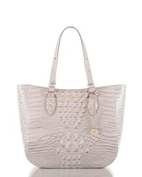 Brahmin Melbourne Medium Lena Leather Tote