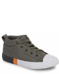 Converse Chuck Taylor Street Colorblock Mid Top Sneaker