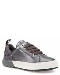 Geox Kalispera Girl Dotted Low Top Sneaker