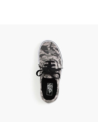 Vans Kids Authentic Reef Sharks Sneakers
