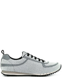 Car Shoe Lace Up Sneakers