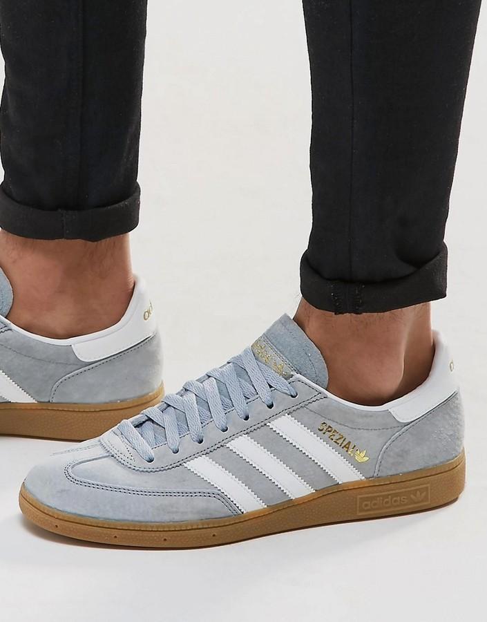 Originals Spezial Sneakers In Gray S81821