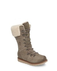 ROYAL CANADIAN Louise Waterproof Snow Boot With Genuine