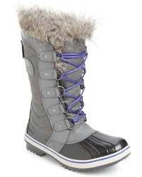 Tofino ii faux fur lined waterproof boot medium 827180