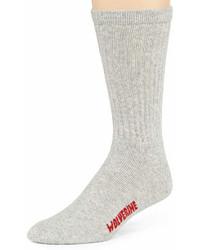 Wolverine 3 Pk Crew Socks