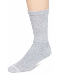 Hanes 6 Pk Comfortblend Full Cushion Crew Socks