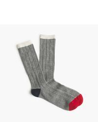 J.Crew Cashmere Socks