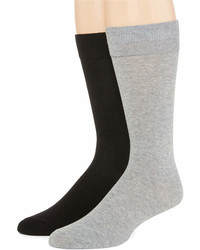 Collection Collection By Michl Strahan 2 Pk Crew Socks