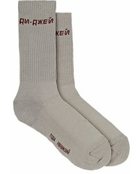 Gosha Rubchinskiy Dj Cotton Blend Crew Sport Socks