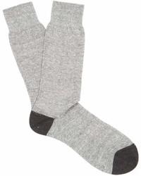 Pantherella Hamada Linen Blend Socks
