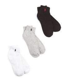 Ralph Lauren Little Boys Boys Six Pair Sport Socks