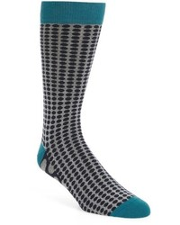 London dot organic cotton blend socks medium 806459