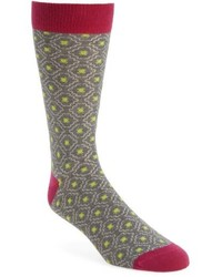 Ted Baker London Norzec Geometric Sock