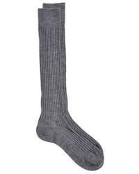 Pantherella Merino Wool Blend Over The Knee Socks