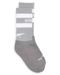 Vetements Reflective Socks