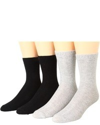 Ecco Socks Trouser Solid Angora