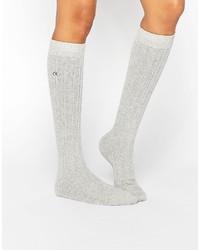 Calvin Klein Vacation Sparkle Boot Sock