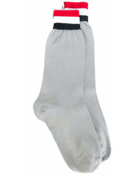 Thom Browne X Colette Mid Calf Socks