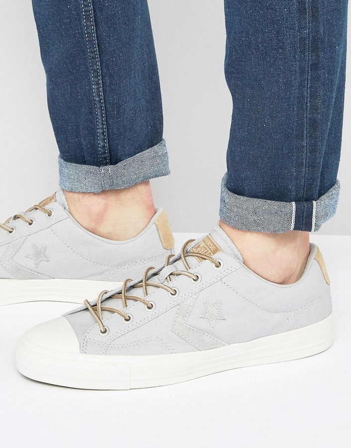 Converse Star Player Ox Sneakers In