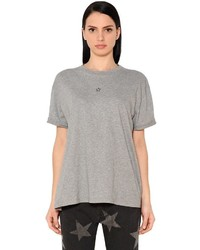 Stella McCartney Stella Star Cotton Jersey T Shirt