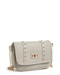 Under One Sky Mini Crossbody Bag Grey None
