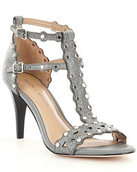 Haleigh studded dress sandals medium 666968