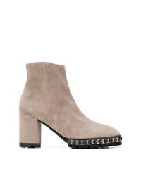 Kennel + Schmenger Kennelschger Round Studs Ankle Boots