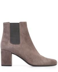 Casadei fold down wedge boots - Grey farfetch grigio Ofertas En Línea Barato 6RT8TJzvP7