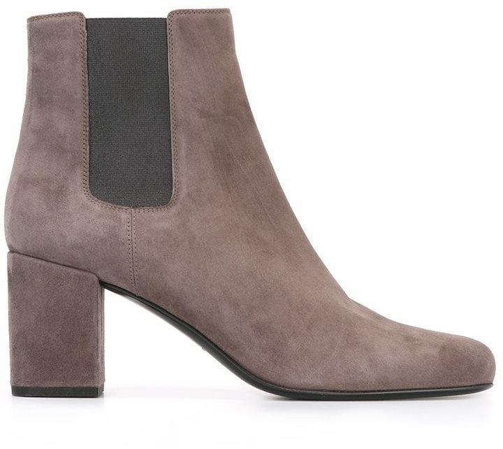 457d6ec5f70 $790, Saint Laurent Babies 90 Ankle Boots