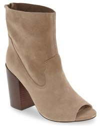 Bettye Muller Waight Peep Toe Bootie