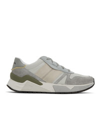 Diesel Grey S Brentha Sneakers