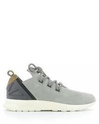 adidas Grey Suede Sneakers