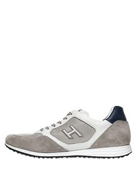 Hogan20MM OLYMPIA X LEATHER RUNNING SNEAKERS TM44vUClM