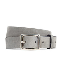 Rag & Bone Boyfriend Brushed Suede Belt