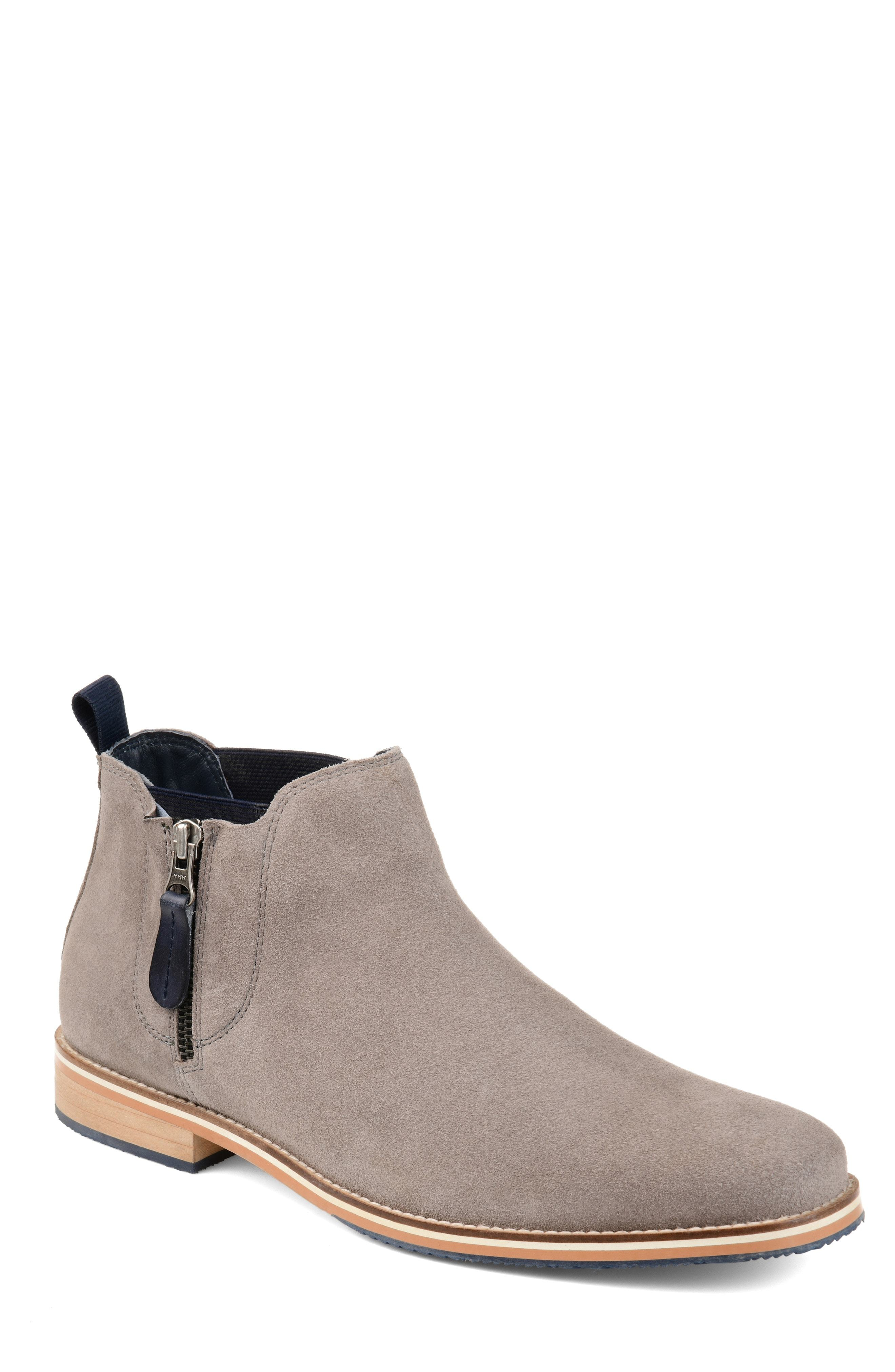 7dbcde0a6a77 ... THOMAS AND VINE Smash Zip Chelsea Boot