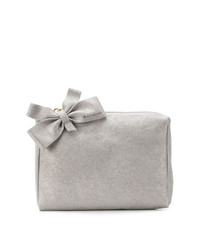 L'Autre Chose Bow Embellished Clutch Bag