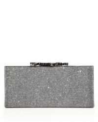 Celeste glitter suede clutch medium 734999