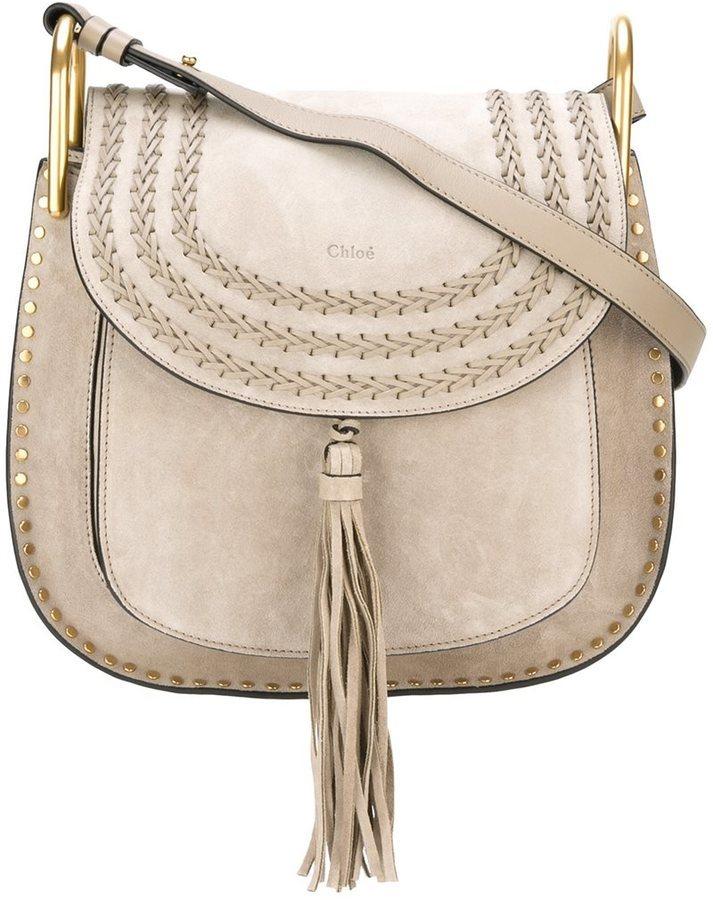 1a28d123f24 Chloé Hudson Shoulder Bag, $1,977 | farfetch.com | Lookastic.com